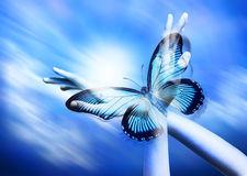 ali-della-farfalla-della-mano-di-spiritualit-55839373